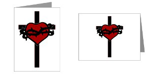 Sacred Heart Logo Products