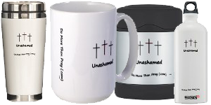 3 Crosses Unashamed Products