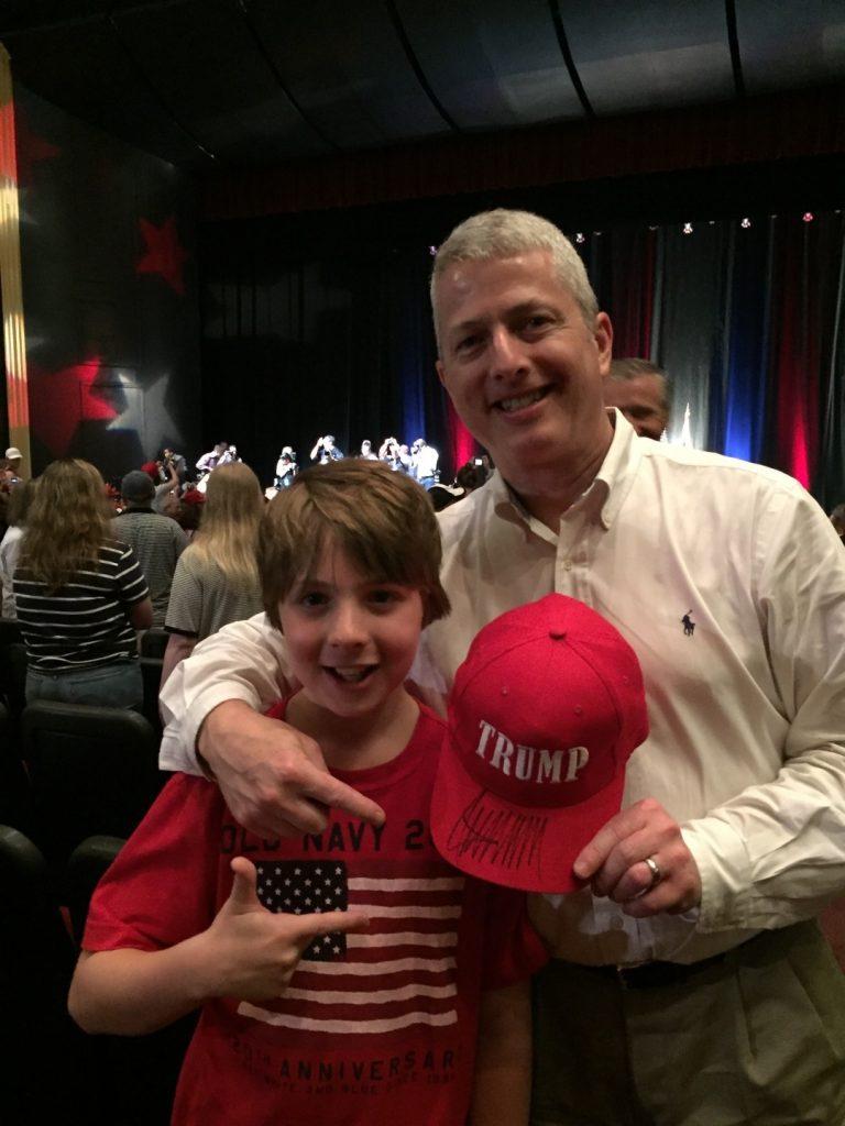 Trump Rally Raleigh NC 7-5-2016