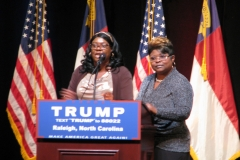 Diamond and Silk!