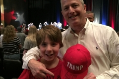 Signed Donald Trump hat!