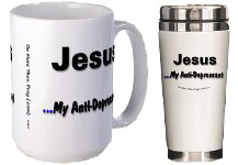 Jesus: My Anti-Depressant Products