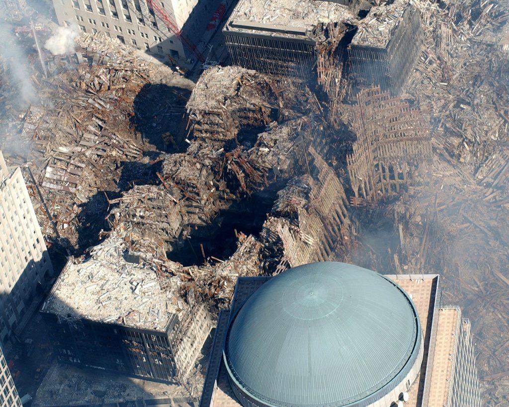 September 11 2001 Ground Zero